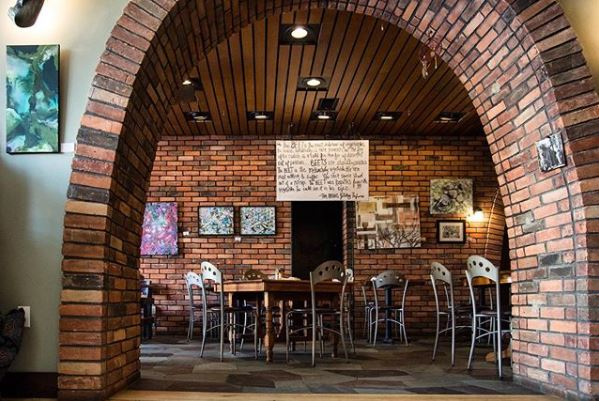 Restaurants London Ontario Root Cellar Brick Arch