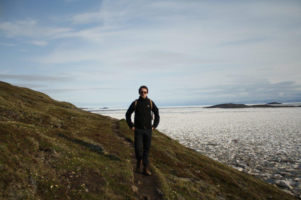 Hiking in Nunavut