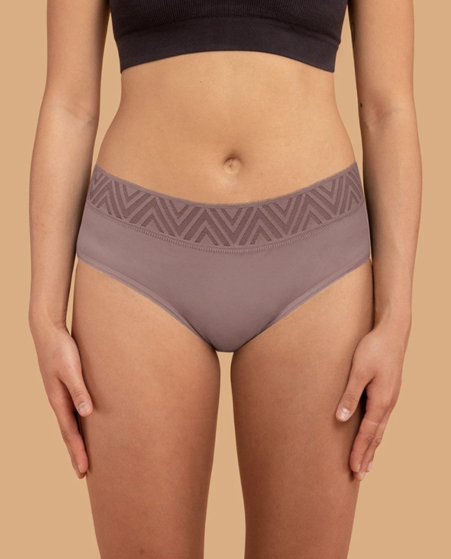 Camping on your period option: Thinx period proof underwear