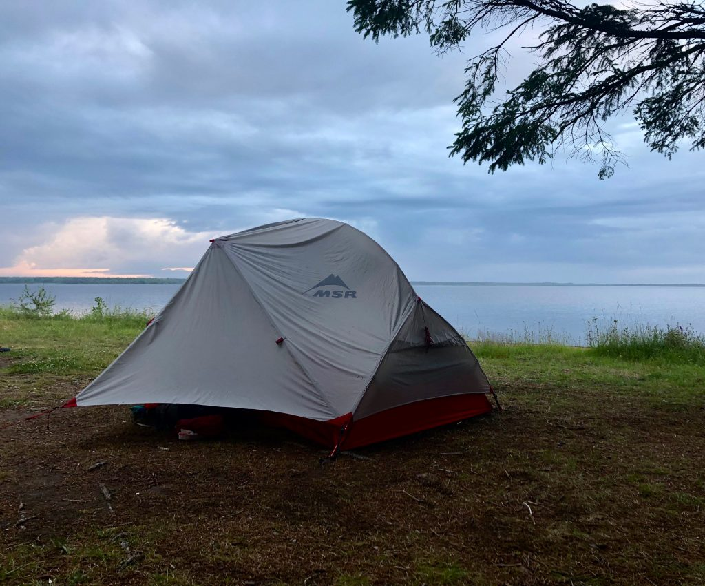 Tips for sleeping better on a camping trip